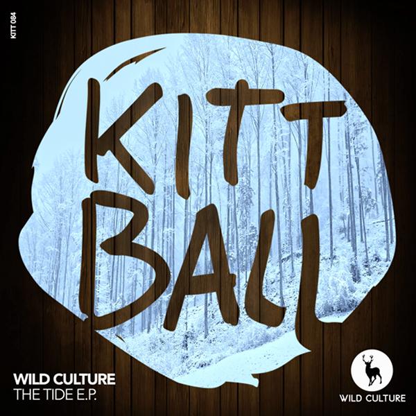 WILD CULTURE - The Tide EP (Cover)