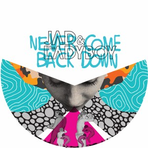 Jad & The Ladyboy - Never Come Back Down (Cover Art)