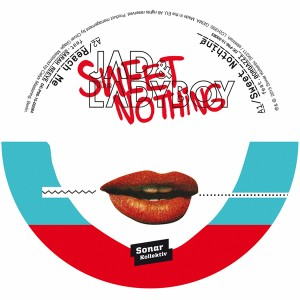 Jad & The Ladyboy - Sweet Nothing EP (SK311 Cover Art)