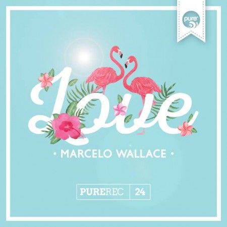 Marcelo Wallace - Love - Covert Art