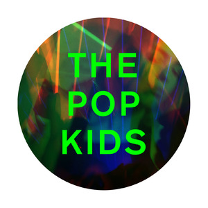 Pet Shop Boys - The Pop Kids Cover Art)