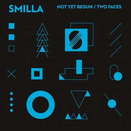 Smilla - Not Yet Begun - Two Faces (Cover Art)