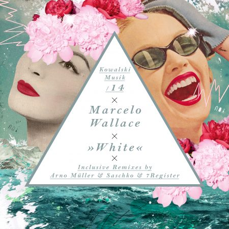 Marcelo Wallace - White - Covert Art