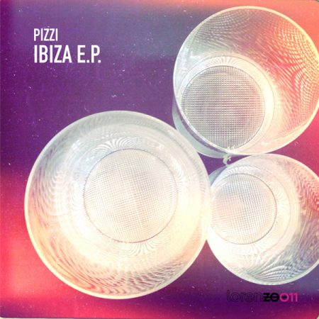 Pizzi - Ibiza EP (Cover)